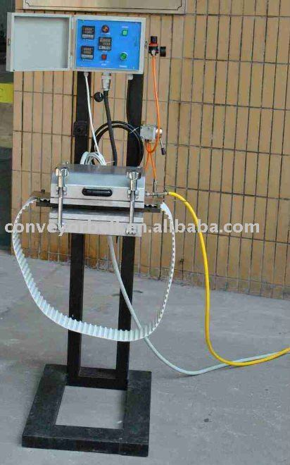 PU timing belt welding machine