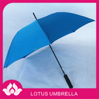 23 X8K,Straight Automatic Umbrella With Rubber coated Handle