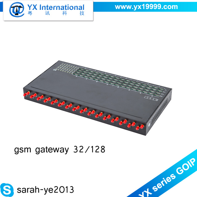 IP call termination router gsm imsi catcher voip 4g gateway with IMEI change