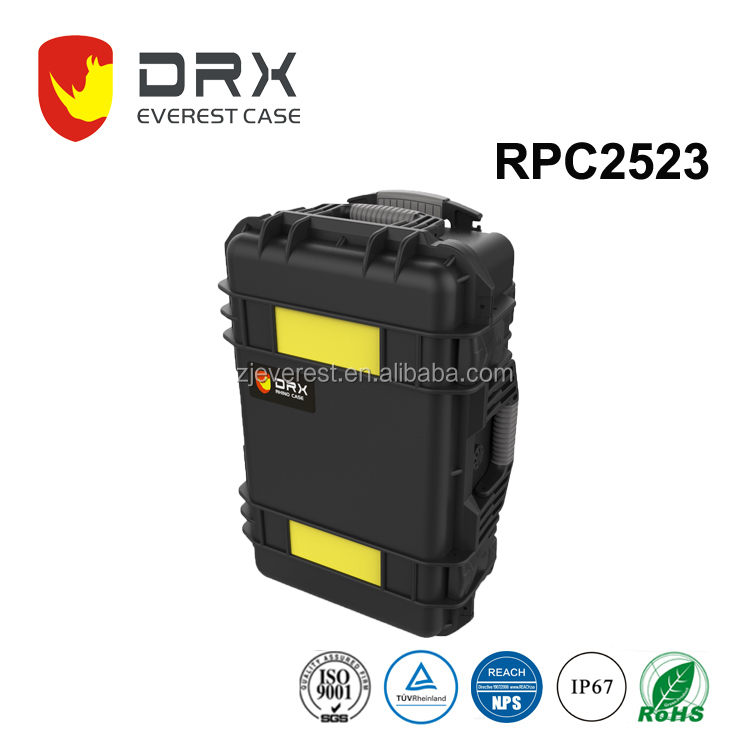 RPC2523 high quality travel ip67 instrument case for dji phantom 4