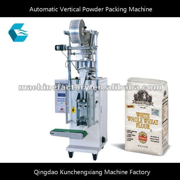 KCX Vertical Semolina Flour Wrapping Machines