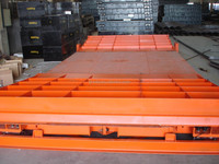 KeDa movable truck scale for weighing