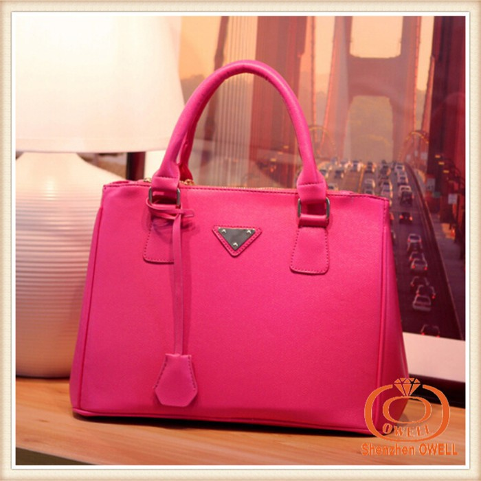 2014-latest fashion handbags PU Leather School Side Bags Shoulder Bags Retro Shoulder Bags