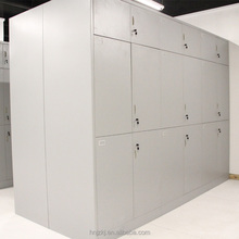 Alibaba export products high quality knock down structural steel cabinet clothes locker