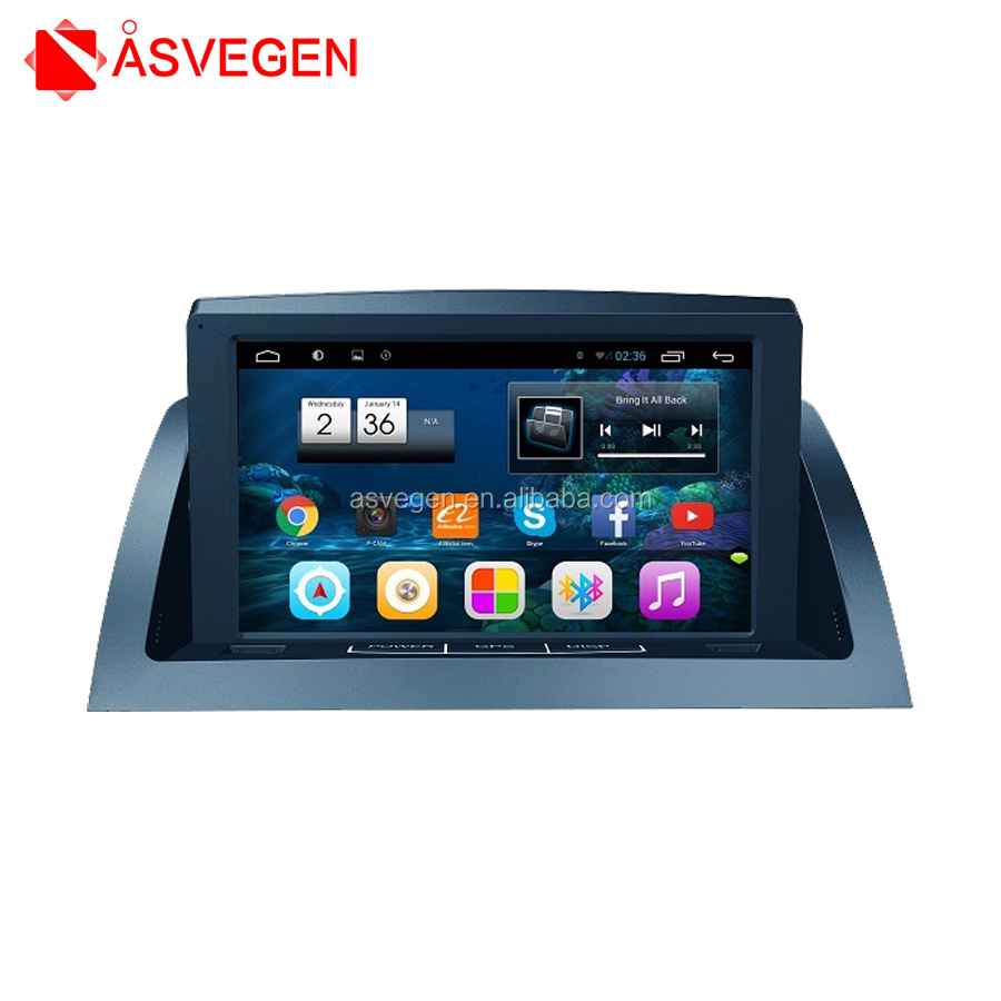 Car GPS Navigation Android Car Navigation System Factory Manufacturer Offer For Benz C200 W204 2005-2012
