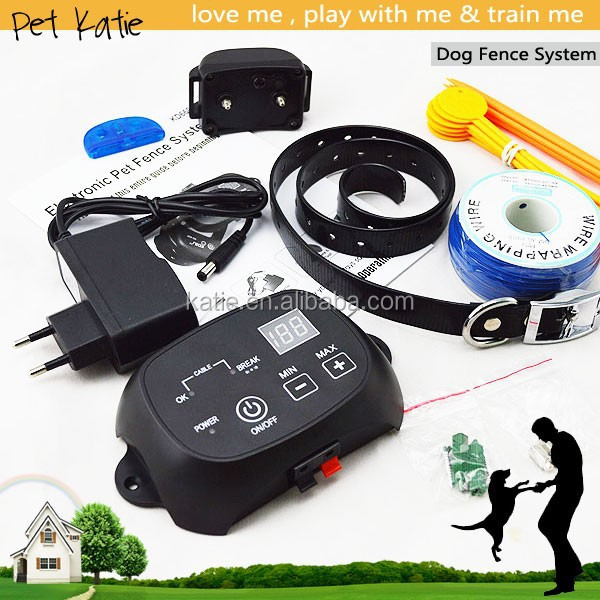 Smart Dog Kennel Containment Electric Fence Wires Pet Training Products KD-660