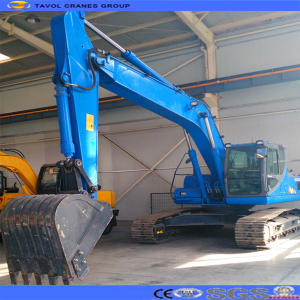 China Best Crawler excavator 6T Earth Moving Machine Construction Machinery Excavator factory from Shandong China