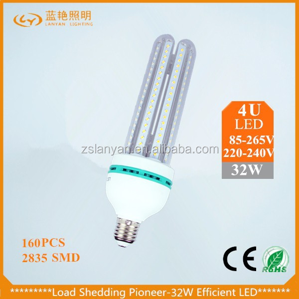 Energy saving led corn lamp for street UL listed high quality E27 LED energy saving lamps with Patent pending