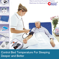 Thermostat Control Quilted Cool And Heat Mattress Pads For Sleep Better