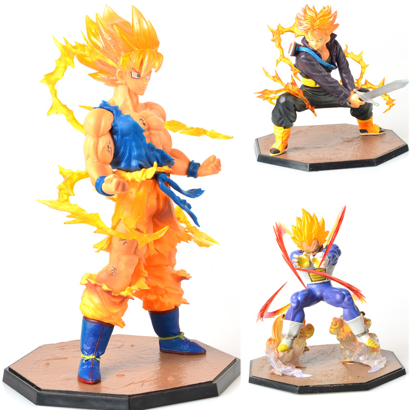 Professional Custom PVC Japanese Dragon Ball Z Figure Anime Merchandise