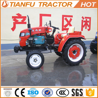 Hot sale 24hp tractors for sale in tanzania, 1 year gurantee