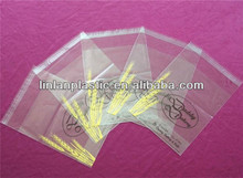 high temperature resistant plastic bags