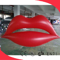 Hot Sexy Girls Kissing/Inflatables Sexy Lips for Male/Girl Hot Kiss
