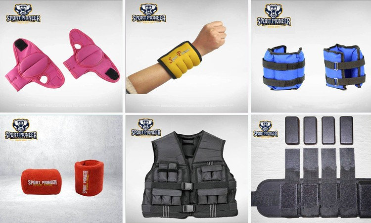 2017 Best-Selling 40LB adjustable invisible Weight Vest