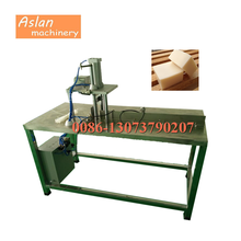 pneumatic soap slab cutter/Laundry bar soap cutting machine/block soap slicer cutter machine price