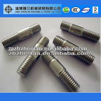 China High Quality Stainless Steel Double End Threaded Rod