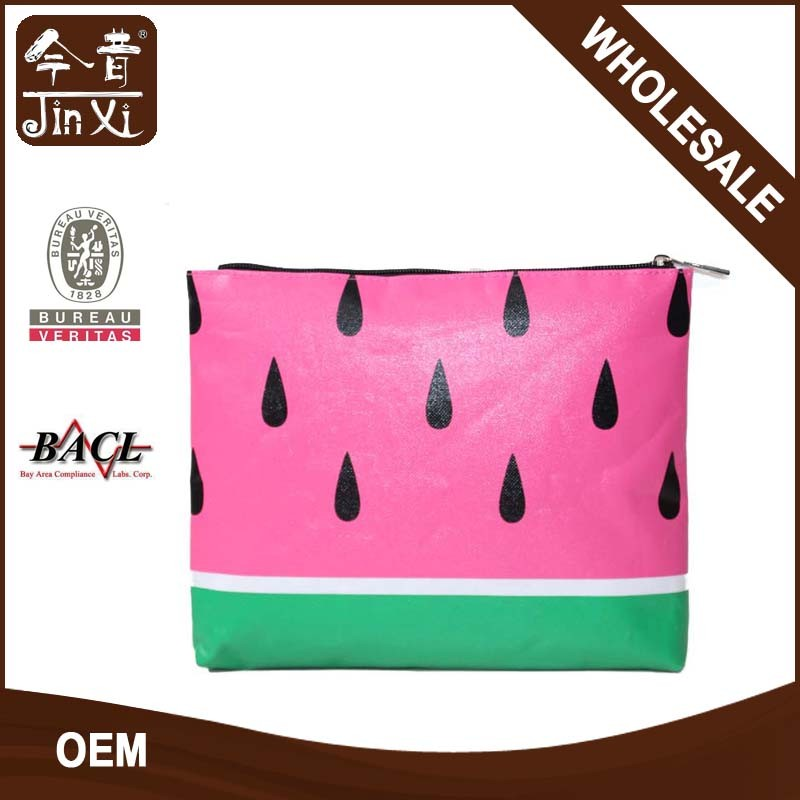 Wholesale lady watermelon pattern clutch bag JX16169