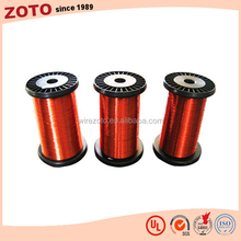 Motor winding wire size class enameled aluminum wire