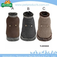 Directly Provide New Style Pet Leather Clothing