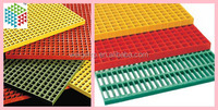 High Strength & Chemical Resistance FRP /GRP grating