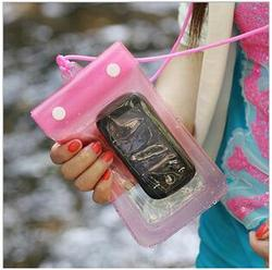 dry bag pouch waterproof cell phone case for iphone 5 made in China