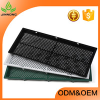 Taizhou high quality plastic garden vegetable plant nursery orchid seedlings trays wholesale