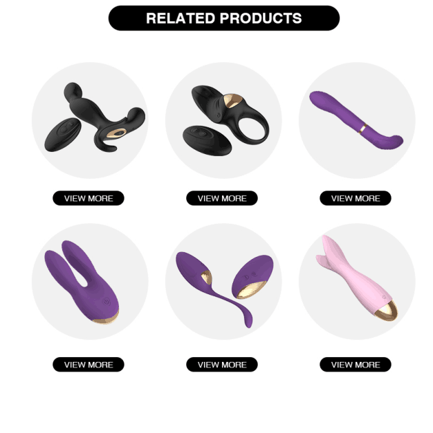 Oral Tongue Vibrator Silicone Clitoris Stimulator Dildo Vibrator stimulated the clitoris & nipple