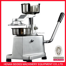 Warranty 2 years commercial automatic hamburger patty maker for sale What's up:008613103718517