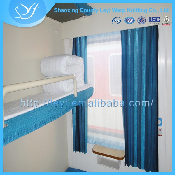 High Quality Folded Electric Car Curtain