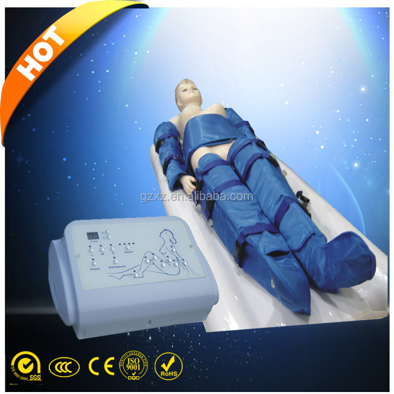 air pressure full body slimming suit pressotherapy lymph drainage machine massage