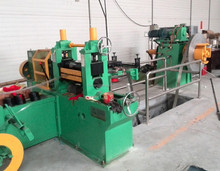 slitter & decoiler for 450 mini slitting line