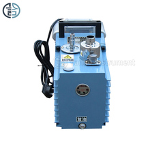 2XZ-1 Cheap portable small electric rotary vane vacuum pump