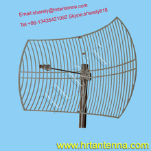 5.8G wifi wlan Outdoor Directional Grid Parabolic Antenna TDJ-5800SPD9