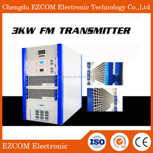 FM transmitter for professional radio broadcasting
