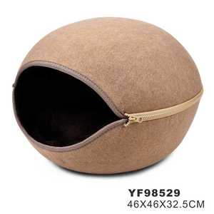 Eco Friendly Cat Bed Modern Design Cat Cave Bed House