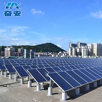 High quality durable using various 1kw to 20kw solar mounting system brackets