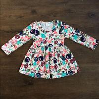 Buy New design baby girls birthday kids fancy dress SFUBD-159 in ...