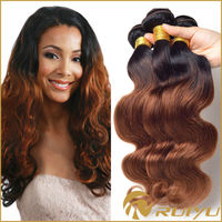 Wholesale most selling products 100% virgin brazilian human hair extensions