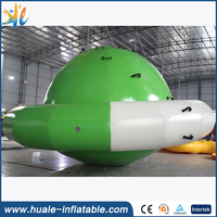 Commercial Grade Crazy UFO inflatable disco boat For Kids And Adults