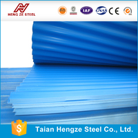 corrugated galvanized zinc roof sheet gauge thickness galvanized corrugated steel sheet 14 gauge corrugated steel