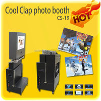 For advertising/promotion/wedding/party/event rental,Ourdoor and Indoor Application Advertise Photobooth