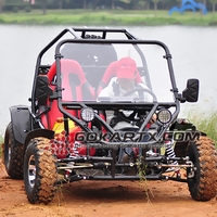 60V Electric off road buggy