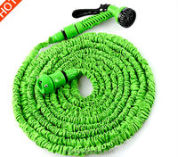 50FT stretch elastic garden water hose magic water hose