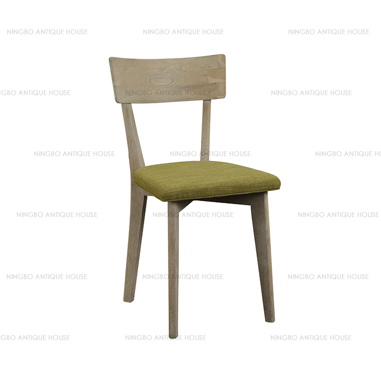 High quality durable using various 45*45*82cm oak chair wooden lounge chair