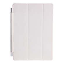 Ultra slim magnetic stand folding leather flip tablet <strong>case</strong> <strong>for</strong> <strong>iPad</strong> 9.7 front smart cover