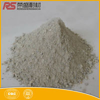 Steel fiber reinforced refractory castable supplier for cement kiln