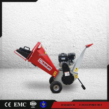 GS650 Mobile Garden Home Use 6 .5 HP Small Chipper for Wood Chipping