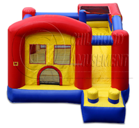 ultra commercial inflatable bouncer combo