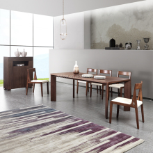 European 6 seater dining table set