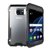 Fast delivery smart transparent case cover for bumper cover case
